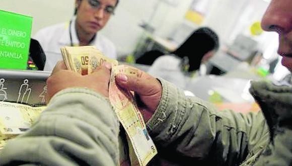 Según la Superintendencia de Banca, Seguros y AFP, en el sistema en general, 14 de las 54 instituciones del mercado financiero sobrepasan el 10% de morosidad. (FOTO: GEC)