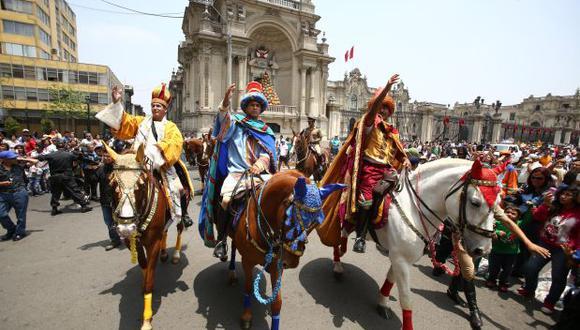 Reyes Magos: la antigua relación de Lima con esta festividad
