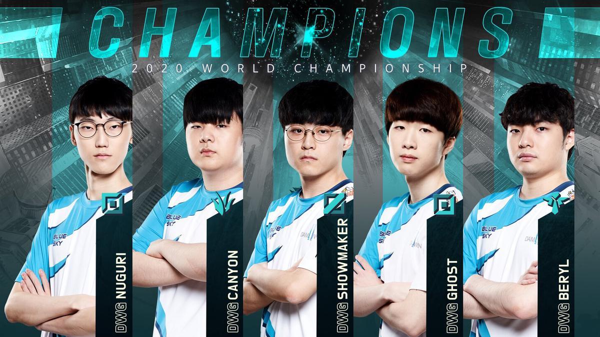 Mundial de League of Legends | Escuadra Damwon Gaming se consagró campeón  al derrotar a Suning | TECNOLOGIA | EL COMERCIO PERÚ