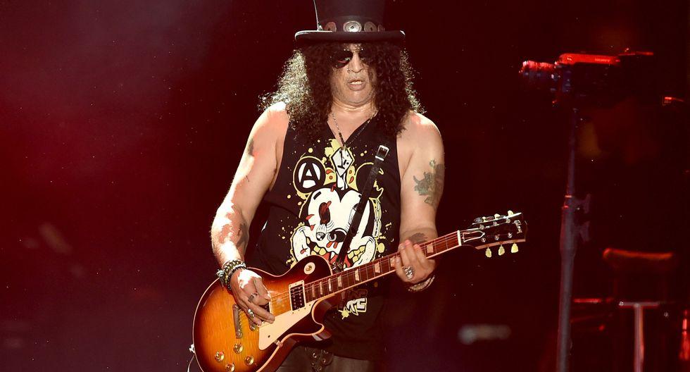 Slash vuelve a Lima en 2020 con los Guns N' Roses. (Foto: Agencias)