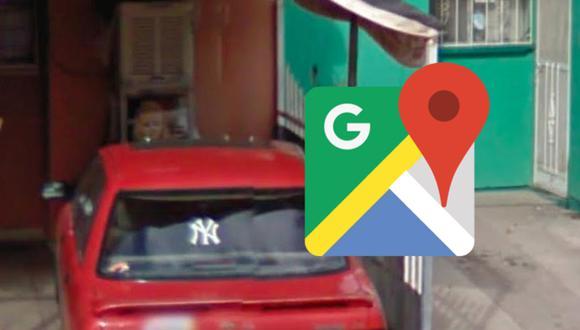 ¿Una niña o una muñeca? Conoce qué es realmente esta imagen que genera controversia en Google Maps. (Foto: Google)