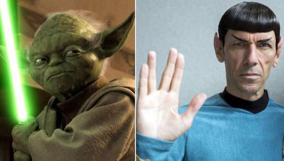 """""""Star Wars"""" vs. """"Star Trek"""", el eterno debate de cuál es mejor"""