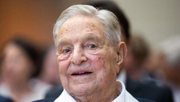 George Soros donará US$220 millones para luchar contra el racismo en Estados Unidos. (Foto: GEORG HOCHMUTH / APA / AFP).