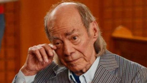 La leyenda de las tablas de México, 'El Loco' Valdés, falleció la madrugada del viernes 28 de agosto en la Ciudad de México (Foto: Televisa)