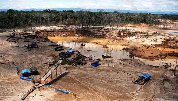El Ejecutivo introdujo una definición más precisa de minería ilegal. (Foto: USI)