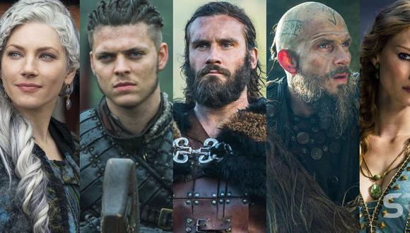 """""""Vikings"""" tiene reputación de ser históricamente precisa. Aquí hay 15 guerreros, reyes y reinas que se basaron en figuras históricas reales.(Foto: Montaje)"""