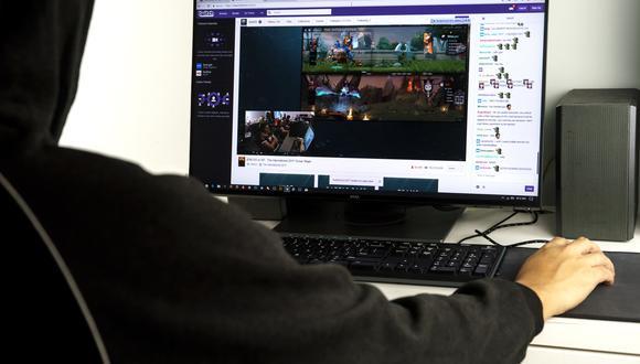 Twitch es un servicio de transmisión de videojuegos de Amazon.com. (Foto: Shutterstock)