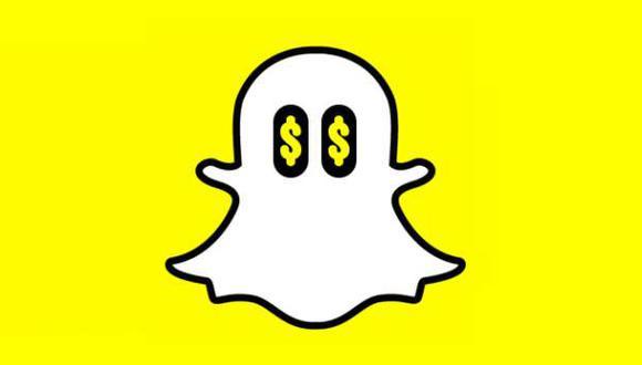 Snapchat busca opciones de financiación