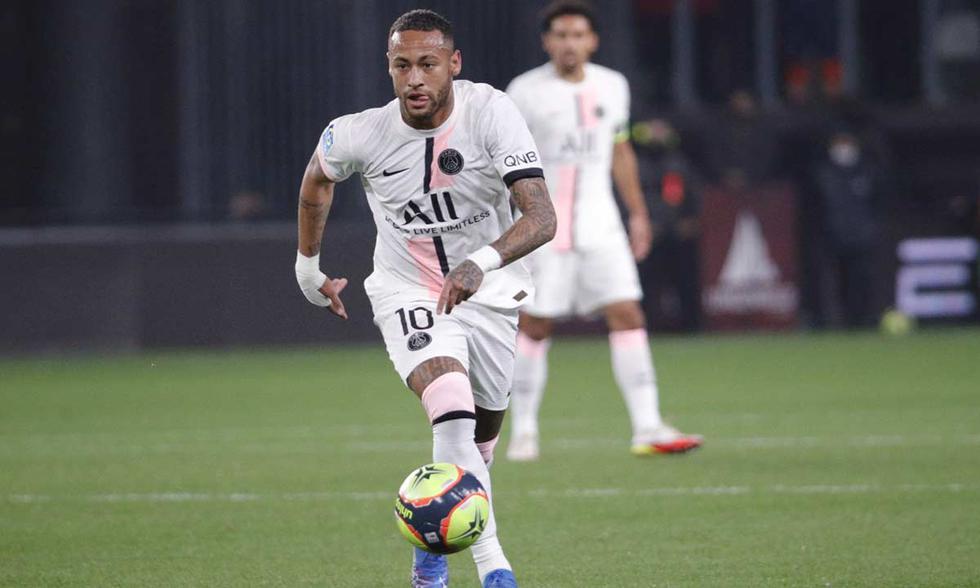 PSG venció a Metz por una nueva jornada de la Ligue 1 de Francia | Foto: @PSG_inside