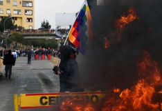 Aliados de Evo Morales exigen una ley que adelante las elecciones en Bolivia para el 11 de octubre