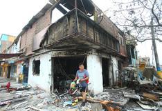 La tragedia en Villa El Salvador y otros incendios cuyos responsables no tuvieron un castigo ejemplar