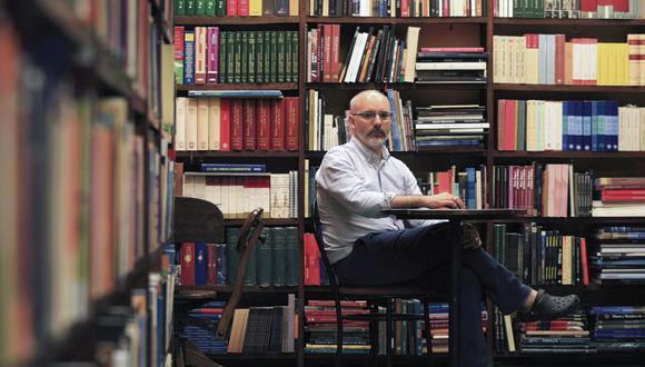 Paulo Drinot [Foto: Paúl Vallejos / El Comercio]