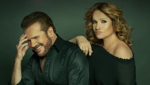 Los hermano Joaquín y Lucía Galán, el dúo Pimpinela, ofrecerán su primer concierto virtual este sábado 28 de noviembre. (Foto: @duopimpinela)