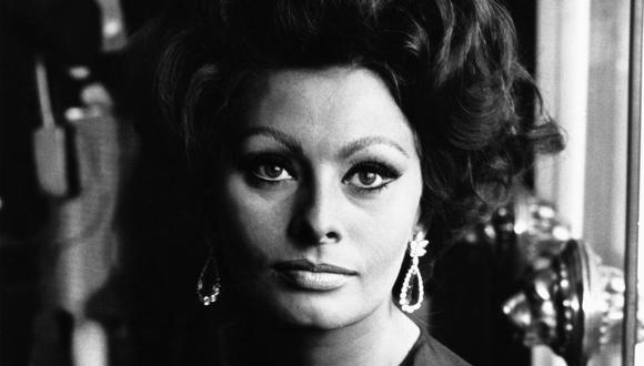 Sofía Loren nació el 20 de septiembre de 1934 (Getty Images)