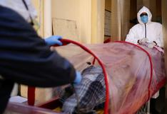 México registra 6.612 casos y 479  muertes por coronavirus en 24 horas