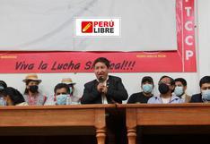 Así adoctrina Guido Bellido a las bases de Perú Libre