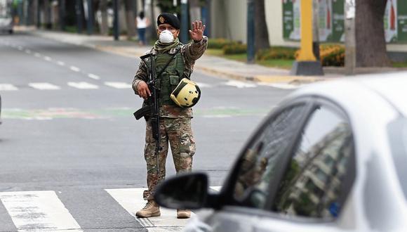 La ley de protección policial fue publicada en el diario oficial El Peruano el último sábado (Foto: GEC).