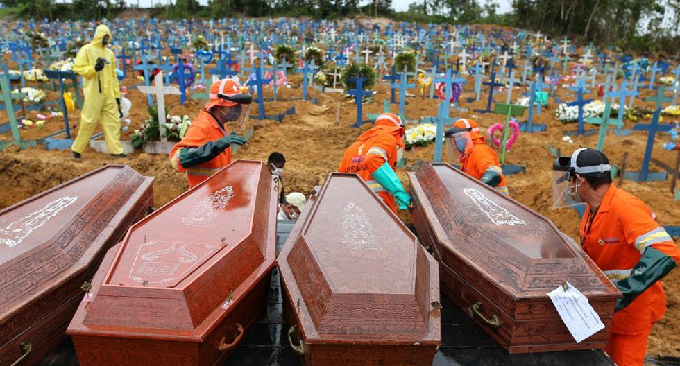 Coronavirus en Brasil | Últimas noticias | Último minuto: reporte de infectados y muertos hoy, sábado 10 de octubre del 2020 | Covid-19 | (Foto: REUTERS/Pilar Olivares). (Foto: AFP/MICHAEL DANTAS).