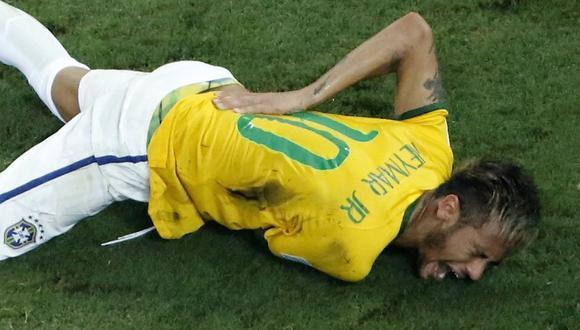 Neymar recordó su peor etapa con Brasil en diálogo con Piqué. (Foto: AFP)
