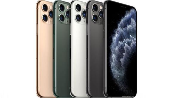 iPhone 11 Pro Max. (Foto: GSM Arena)