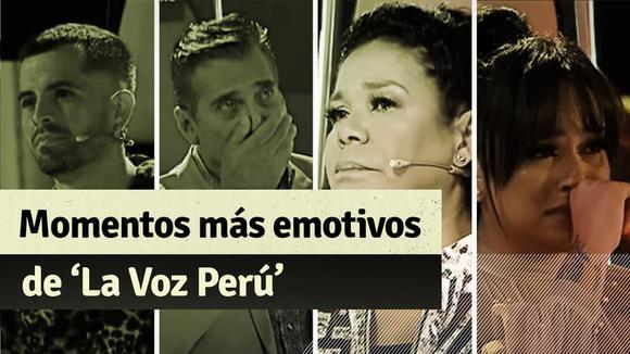 La Voz Perú: ricorda i momenti più emozionanti della stagione