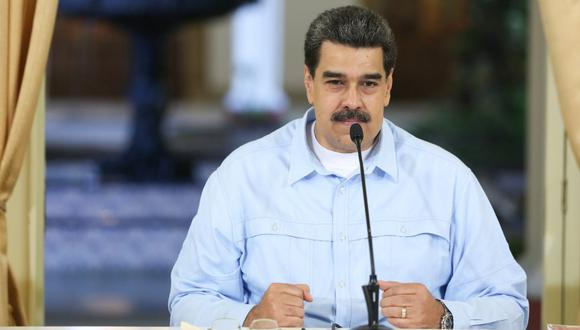 """Para Venezuela, estas medidas """"se suman a la perversa campaña de calumnias"""" en contra de la familia de Nicolás Maduro. (Foto: AFP)"""