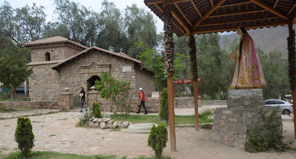 En el pueblo de Quives se respira tranquilidad. (Foto: El Comercio)