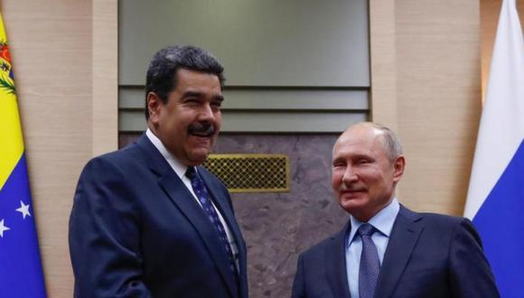 Venezuela | ¿Cómo afectaría política y económicamente a Rusia crisis en el país? (EFE)