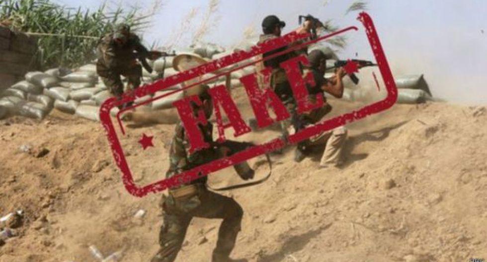 La batalla falsa con la que un hombre engañó al Estado Islámico
