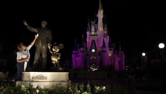Disney World y otros parques temáticos en Florida reabren entre junio y julio. (Foto: AFP)