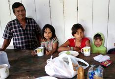 Ucayali: encuentran a los cuatro niños asháninkas reportados como desaparecidos