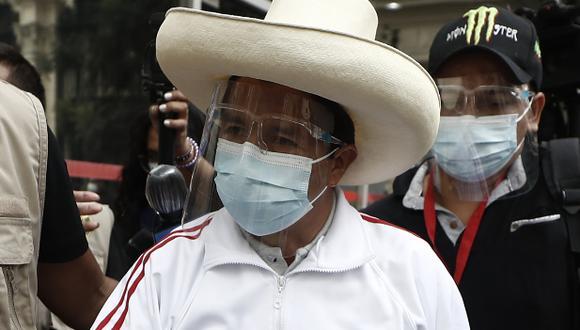 Días atrás, el JEE LIma Centro 1 determinó improcedente abrirle a Pedro Castillo una investigación por omisión y supuesta información falsa. (Foto: GEC)