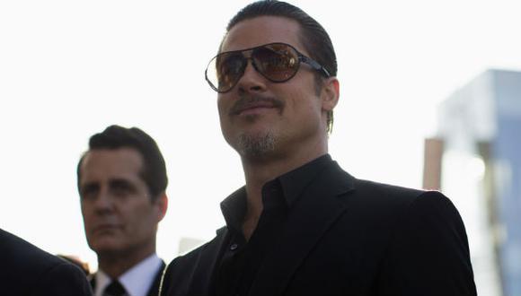Brad Pitt consigue orden de arresto contra reportero