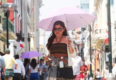 Clima en Lima: se espera una temperatura máxima de 28°C, hoy sábado 20 de febrero
