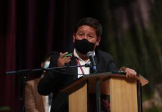 """Guido Bellido: """"Los recursos de todo el Perú no pueden seguir en manos privadas"""""""