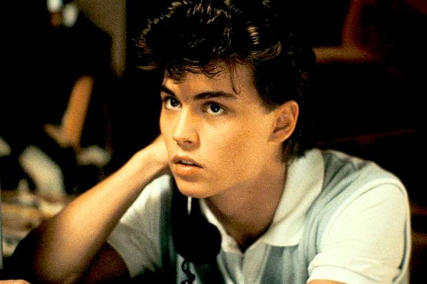 Johnny Depp was another of the many candidates to apply for the role of MartyMcFly.