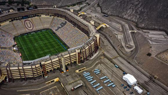 Estadio Monumental, del club Universitario de Deportes. (Foto: Daniel Apuy | GEC)