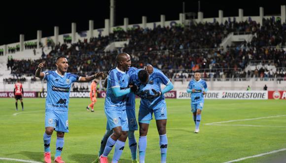 Binacional vs. Sao Paulo: las mejores postales del duelo por Copa Libertadores (Foto: José Carlos Angulo)
