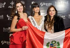 Miss Top Model of the World: peruana Pierinna Patiño se alzó con la corona del certamen
