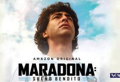 'Maradona: sueño bendito': ¿cuándo, a qué hora y dónde ver el estreno de la comentada serie?