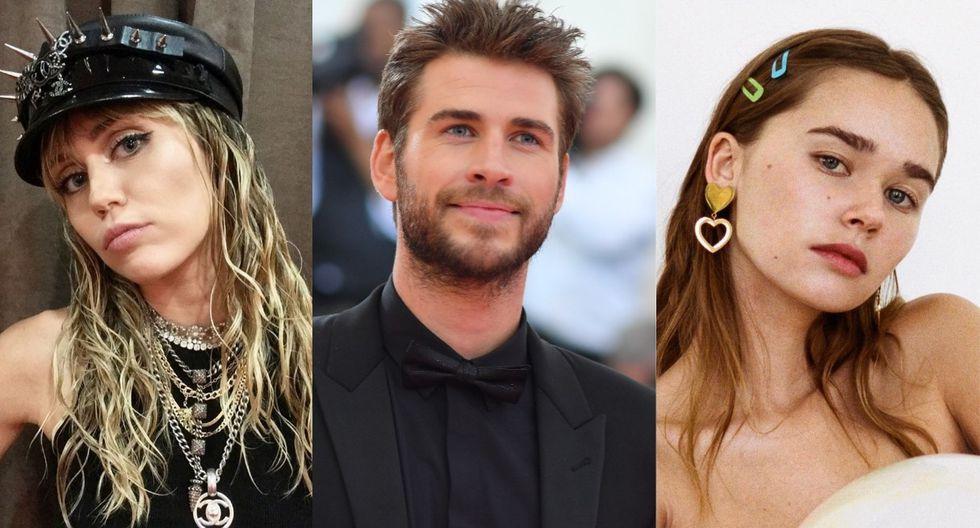 ¿Qué opina Miley Cyrus de la nueva relación de Liam Hemsworth? (Foto: Instagram / AFP)