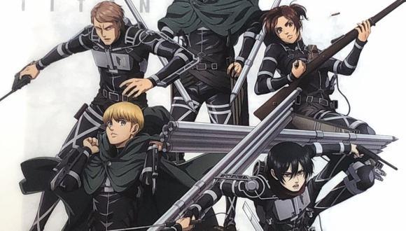 """""""Shingeki no Kyojin"""" temporada 4 Parte 2 será estrenada en invierno del 2022, información confirmada por FUNimation. (Foto: studio MAPPA)"""