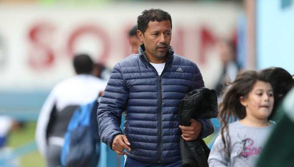 Palacios criticó a sus excompañeros por el incidente que analiza la FPF. (Foto: GEC)