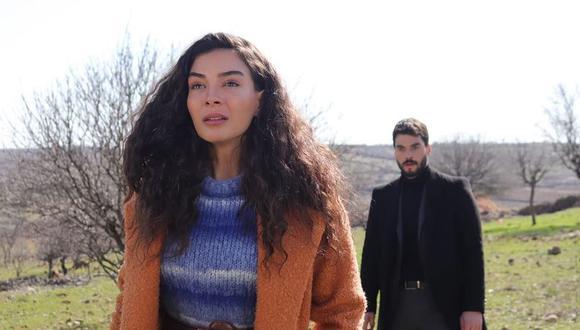 Ebru Şahin es la actriz que interpreta a Reyyan.  (Foto: Mia Yapım)