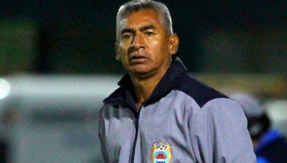 Luis Flores dirigía a Binacional desde octubre del 2020. (Foto: Archivo)