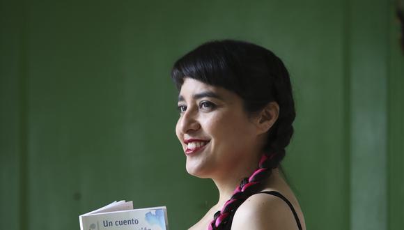 SHEILA ALVARADO Ella es ganadora del Premio Nacional de Literatura en la categoría infantil además de artista plástica.