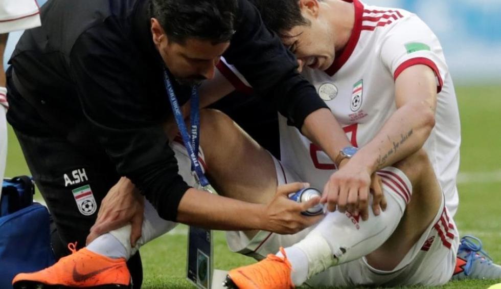 El spray en mención ha sido usado varias veces durante la Copa América 2019. (Foto referencial: Reuters)