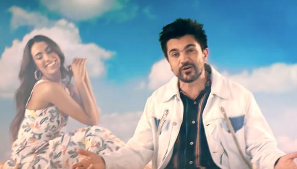 """Juanes en su videoclip """"La Plata"""". (Foto: captura de YouTube)"""