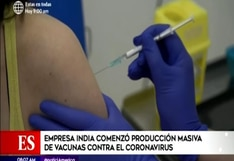 Empresa india inicia la producción masiva de la vacuna de Oxford contra la COVID-19