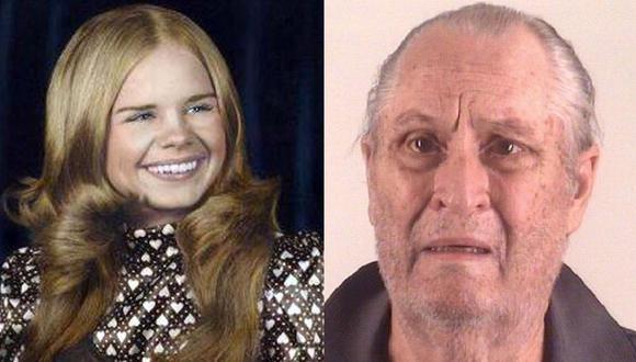 A la izquierda está Carla Walker, la adolescente que fue asesinada en 1976 por Glen Samuel Mccurley (der.) en Texas, Estados Unidos. (Foto: Departamento de Policía de Fort Worth)